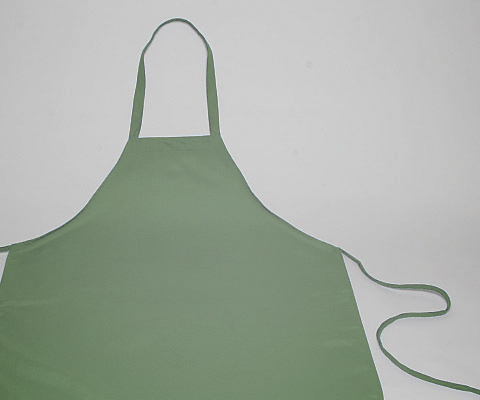 Olive Green Spun Polyester