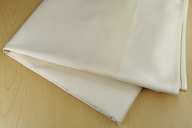 SATIN BAND 54 X 54 SAND COTTON - CARTON PACKED 6DZ