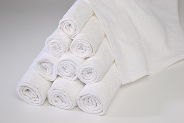 Economy Select Towels White